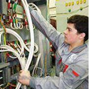 Услуги по монтажу ремонту и техническому обслуживанию электрической распределительной и регулирующей аппаратуры фото