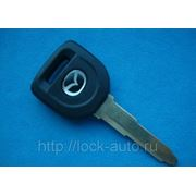 Ключ Mazda фото