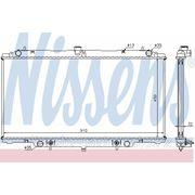 Радиатор NISSAN PATROL фото