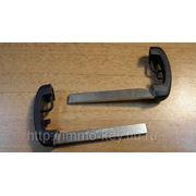 Заготовка ключа для SmartKey БМВ (Пластиковая ручка) фото
