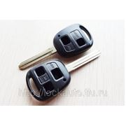 Ключ Toyota корпус 2 или 3 кнопки фото