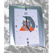 Часы c логотипом фото