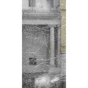 Бронирование стекла по классу защиты А2 фото