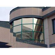 Тонировка стекол зданий, квартир, офисов, лоджий солнцезащитной плёнкой фото