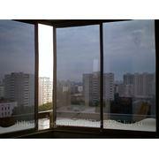 Окна с тонировкой фото