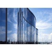 Тонировка стекла, архитектурная, декоративная, укрепляющая. фото