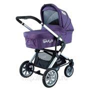 Комбинированная коляска 2в1 Happy Baby Letitia надув.