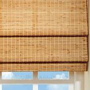Бамбуковые жалюзи фото