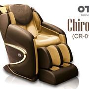 Массажное кресло OTO Chiro II CR-01 фото