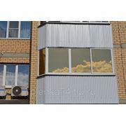 Тонирование окон, балконов, офисных перегородок, бронирование стекол фото