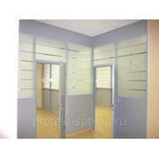 Тонирование стекол, окон, зданий, фасадов, лоджий. фото