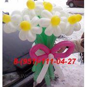 Классический букет 9цветков фото