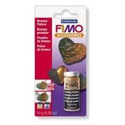 FIMO Золотая пудра, 10 г. арт.8709 ВК фото