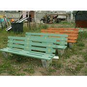 Изготовление лавок и столов в Перми фото