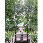 Кованое дерево фото
