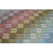 Укладка тротуарной плитки в Обнинске фото