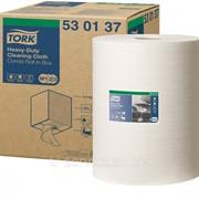 W1/W2/W3 - Tork нетканый материал повышенной прочности в малом рулоне со съемной втулкой - 1 рул/уп, 280 л/рул, 1 слой