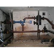 Система автоматического регулирования теплопотребления