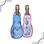 Фартуки на бутылки фото