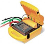 Измерение сопротивления изоляции проводов и кабеля фото
