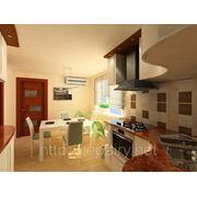 Дизайн кухни г. Туапсе фото