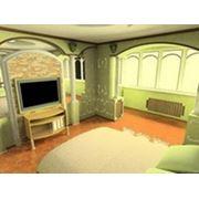 Дизайн-проекты интерьеров квартир, коттеджей, офисов фото