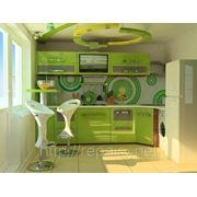 Дизайн-проект кухни фото