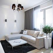 Дизайн 3-х комнатной квартиры г.Мирный фото