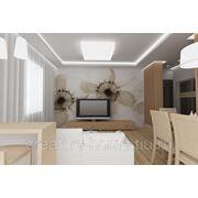 Дизайн квартир, домов, офисов. Полный дизайн проект. фото
