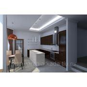 Дизайн интерьеров коттеджей, частных домов фото