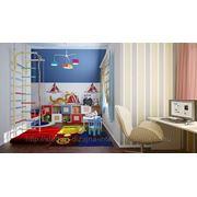 Дизайн детской комнаты. фото