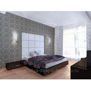 Дизайн спальни в городе Барнауле фото