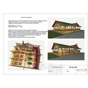 Проектирование торговых павильонов, кафе