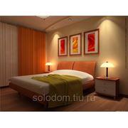 Выполним дизайн-проект спальни фото