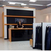 Дизайн магазинов, торговых плошадей