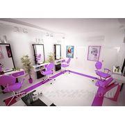 Дизайн интерьера парикмахерской фото