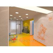 Дизайн интерьеров учреждений здравоохранения фото