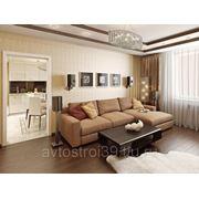 Дизайн интерьера квартир, частных домов в калининграде фото