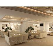 Дизайн интерьера кафе и ресторана фото