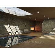Дизайн интерьера бассейнов и спа фото