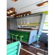Дизайн интерьера Вашего кафе фото