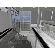 Дизайн интерьеров магазинов, торговых центров фото
