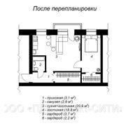 Перепланировка квартиры фото