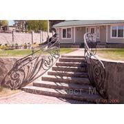 Лестницы, перила, лестничные ограждения. фото