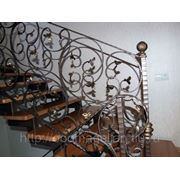 Лестница № 4 фото