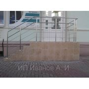 Крыльцо изготовим в Самаре. фото