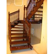 Лестницы на заказ фото