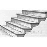 Лестницы из мрамора и гранита фото