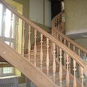 Установка и изготовление лестниц фото