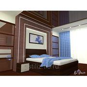 3D визуализация комнаты фото